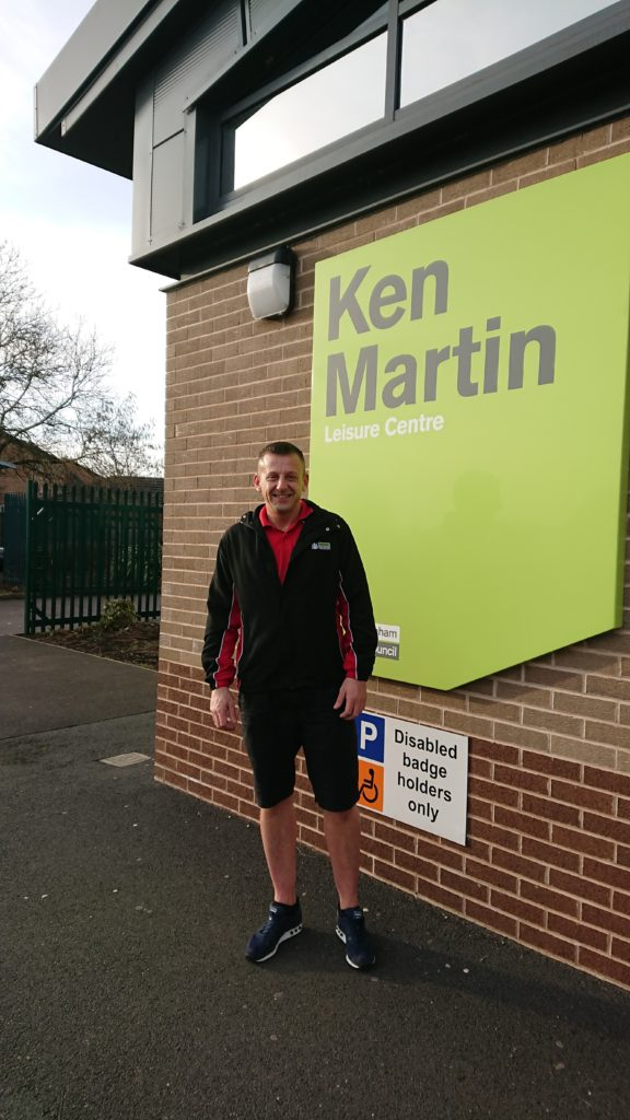 Tony Bicker Case Study Ken Martin Leisure Centre