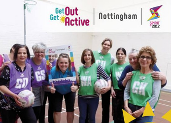 Get Out Get Active Nottingham