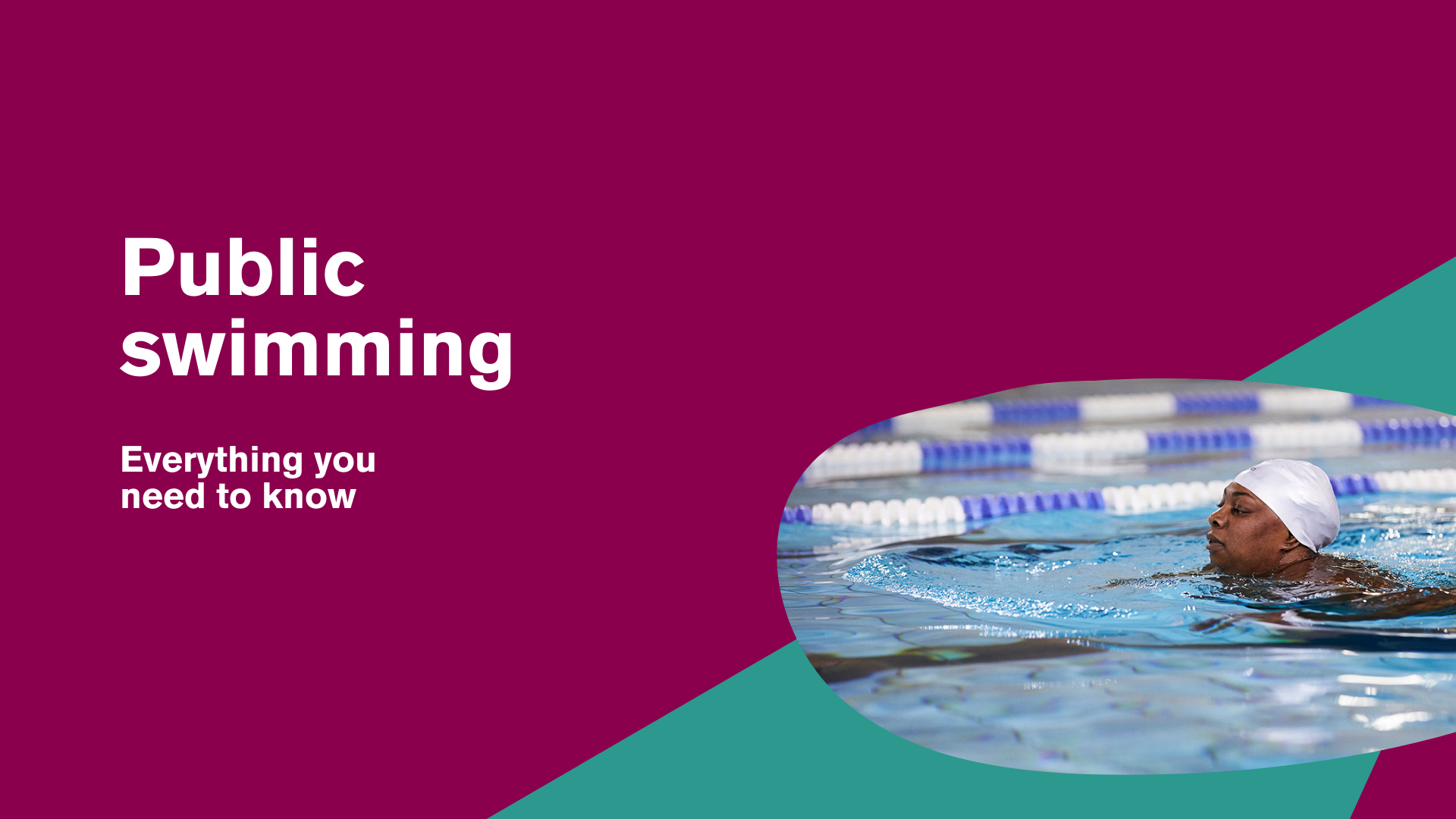 Everything you need to know about public swimming