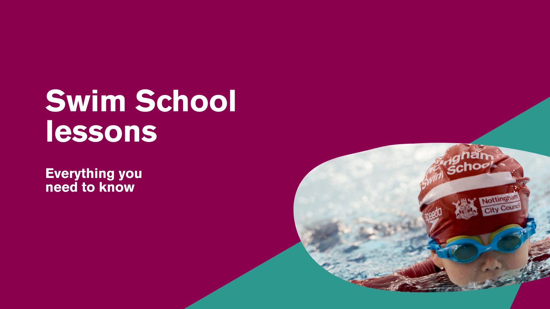 Everything you need to know about Swim School lessons